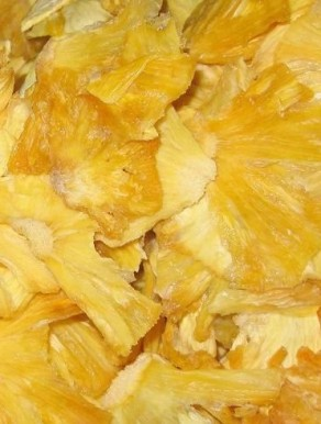 Ananás Semi - Desidratado - 100% Natural