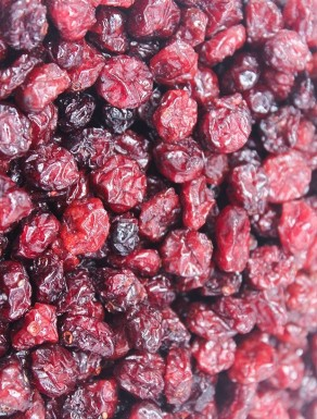 Arandos Vermelhos - Fruto Desidratado