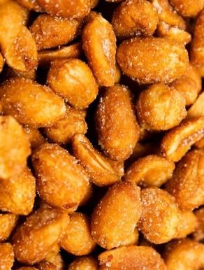 Amendoim Caramelizado - Aperitivo
