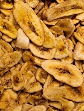 Banana Chips - Aperitivo