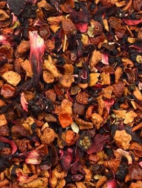 Chá de Frutos Silvestres - Chás de Frutas