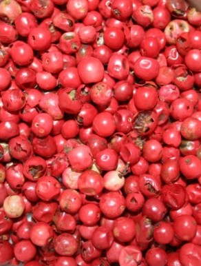 Pimenta Rosa - Grão