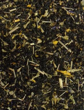 Chá Preto Mel & Cidreira - Blend
