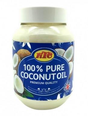 Óleo de Côco KTC 500ML - 100% Natural