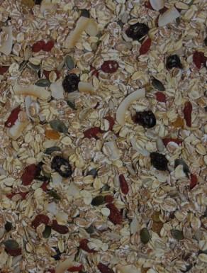 Muesli Tradicional 4 Flocos - 100% Natural