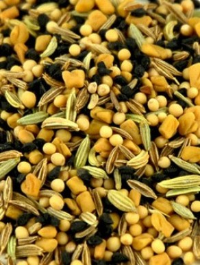 Panch Phoron - Mix Especiarias Índianas - Seasoning
