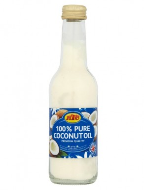 Óleo de Côco KTC 250ML - 100% Natural