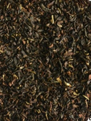 Chá Preto Darjeeling First Flush - Folhas