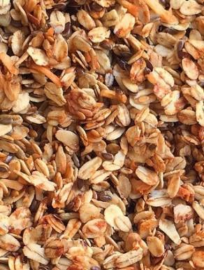 Granola Aveia & Mel Tradicional - 100% Natural