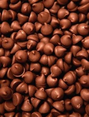 Gotas de Chocolate Negro - Granulado