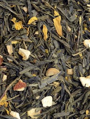 Chá Verde Gengibre & Limão - Blend