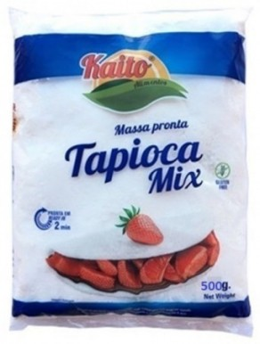Tapioca Pronta Hidratada - 100% Natural