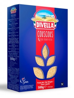 Couscous Médio - Médio