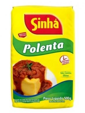 Polenta - Sem Glúten