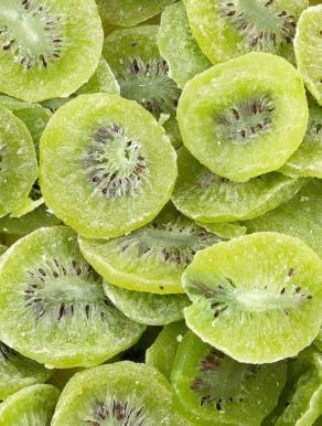 Kiwi Rodelas - Fruto Desidratado