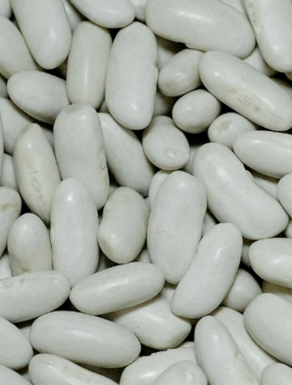 Feijão Branco Seco - Bagos