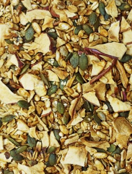 Granola Tradicional Maçã & Canela - 100% Natural
