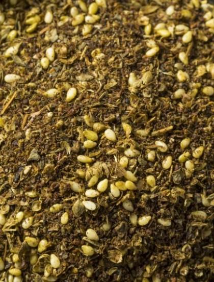 Tempero Zaatar Libanês - Condimento