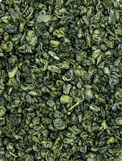 Chá Verde Gunpowder Especial - Folhas