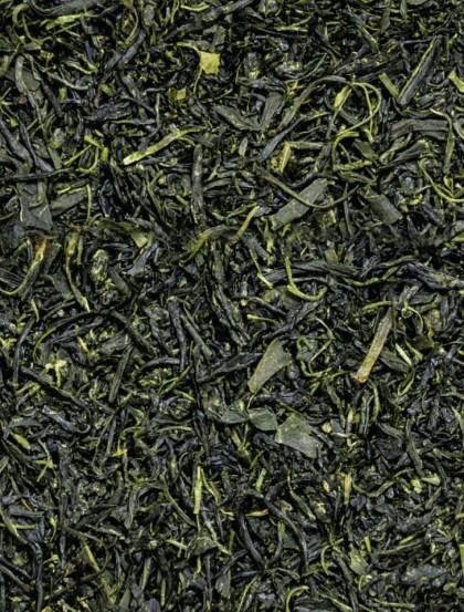 Chá Verde Sencha Especial - Folhas
