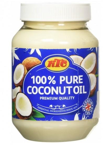 Óleo de Côco - 100% Natural