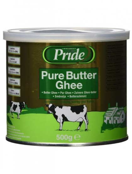 Manteiga Clarificada Ghee - KTC Pure Butter Ghee 500GR - 100% Natural