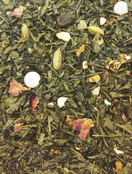 Chá Verde Delicia Turca - Blend