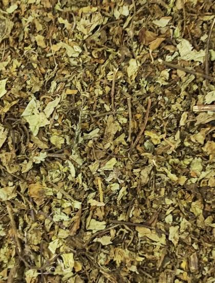 Chá de Java - Folhas