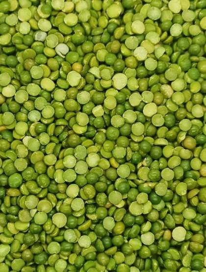 Ervilha Verde Seca - Bagos
