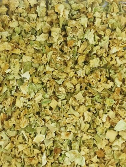 Courgette Desidratada - 100% Natural
