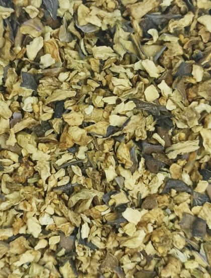Beringela Desidratada - 100% Natural