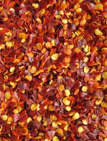 Pimenta Chilli Picante - Flocos