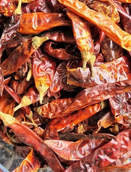 Pimenta de Cayenne - Malagueta
